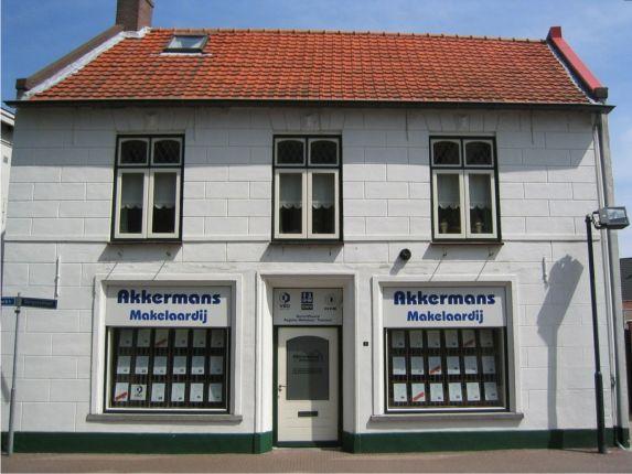 Makelaar Roosendaal / Wouw: Makelaardij Akkermans. Verkopen & kopen van huizen en woningen. Uw huis te koop plaatsen? Plaats uw woning bij Akkermans! Ook huizen in Heerle / Wouwse Plantage / Hoeven / etc.